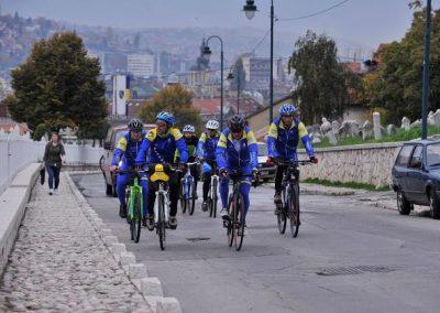 """5. Bicycle marathon """"Alija Izetbegović"""" 2018"""
