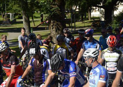 """Biciklijada """"Guslača"""" u Ozlju R HR 2015"""